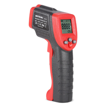 Mini Handheld Non-contact Digital LCD IR Infrared Thermometer Temperature Tester Pyrometer termometro digital infravermelho(China)