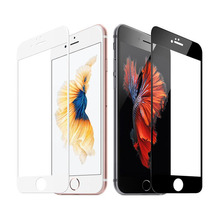 3D Full Cover Case Color Tempered Glass for iPhone 6 6S 4.7″ Explosion Proof Film For iPhone 6 6s Plus 5.5″ Screen Protector