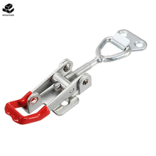 MTGATHER Middle Size Adjustable Hasp Lock Hang Buckle 180KG Clamping Force Mechanical Accessory Comfortable Operation(China)