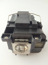 ROCCER High Quality Projector Lamp V13H010L75/ ELPLP75 For EPSON Lampada ELPLP-75
