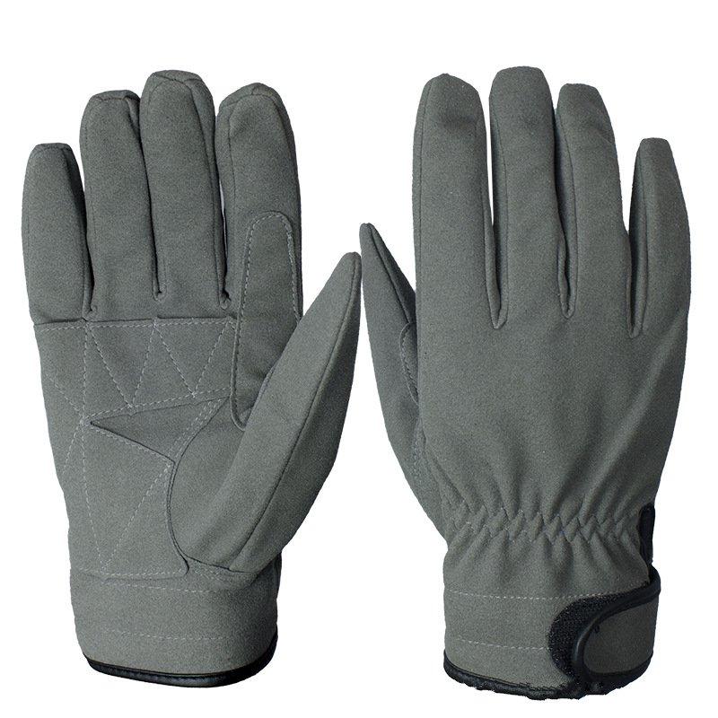 Best-selling super fiber gloves labor protection supplies non slip<br>