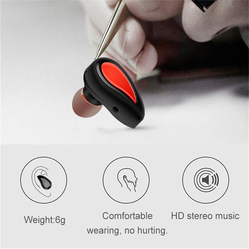 Invisible Bluetooth Headphone-3