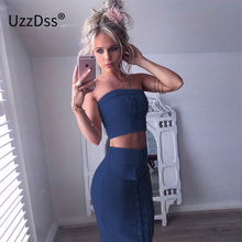 2017 Winter Women Suits Sets Tracksuits Velvet Pockets suede Sexy 2 Pieces costume (Tops+Skirts) Sleeveless New Year Women Suit