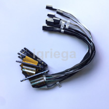 1 Lot/ 5 PCS Genuine New For HP Spectre X360 Series EliteBook X360 DC Jack Connector Cable DD0YB1TH000(China)