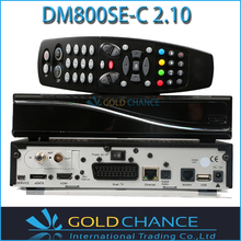 Dm800HD SE-C Digital Cable Set Top Box DM800SE HD with DVBC Cable Tuner SIM Card 2.10 Satellite Receiver Free Shipping