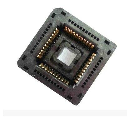 Import original IC test adapter/PLCC52 burn IC120-0524-307<br>