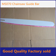 "chain saw guide bar ,alloy guide bar 36"" fit ms070(China)"