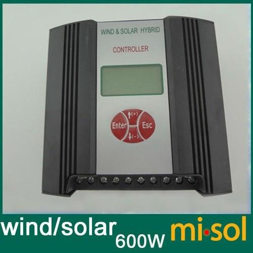 Hybrid Wind Solar Charge Controller 600W Regulator, 24VAC, Wind regulator<br><br>Aliexpress