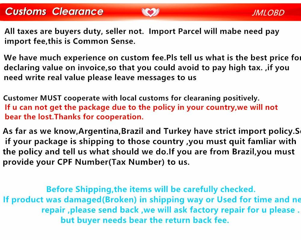 Customs Clearance55
