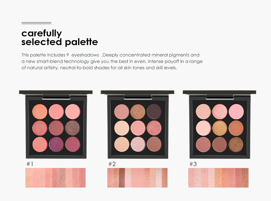 High Pigmently Eyeshadow Palette (3)