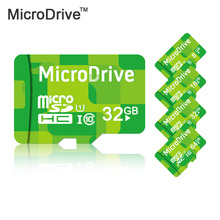 Wholesale Micro SD card memory card tf card microsd mini card 8GB 16GB 32GB SDHC class 10 for cell phones tablet pc