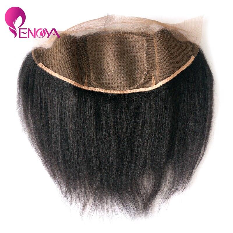 7A Silk Base Frontal Human Hair Malaysian Silk Base Lace Frontal Closure Italian Yaki 13x4 Silk Base Frontal With Baby Hair <br><br>Aliexpress
