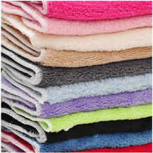 10Pcs Microfiber Fabric Towel Soft Solid High Efficient Anti-grease Dish Cloth Washing Towel Magic Kitchen Cleaning Wiping Rag