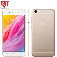 KT New VIVO Y55 Mobile Phone 5.2 inch 4G LTE 2GB RAM 16GB ROM Octa Core Android6.0 8.0MP Camera 2730mAh Fingerprint CellPhone(China)