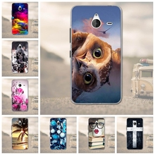 for Coque Nokia Microsoft Lumia 640XL Back Cover for Nokia Microsoft Lumia 640XL Fundas Luxury TPU Soft Cover Mobile Phone Cases