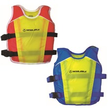Traditional Life Vest Life Jacket Vest PFD Fully Enclose Foam for Children  2 to 4 Years Old Youth Kids Vest