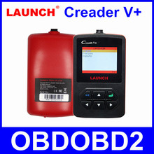[Launch Distributor] LAUNCH CReader V+ Plus 100% Original OBD2 Code Reader Scanner Multi-Languages Supported Free Updated Online(China)