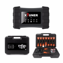 2017 Newest XTUNER T1 HD Heavy Duty Truck Diagnostic Tools for VOLVO for IVECO Scanner for Trucks Bus Diesel OBD2 DPF Reset Tool(China)
