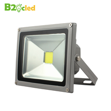 LED Refletor led 110V 220V 85-265V LED flood light outdoor lighting 10W 20W 30W 50W 100W LED floodlight COB spotlight lamp light(China)