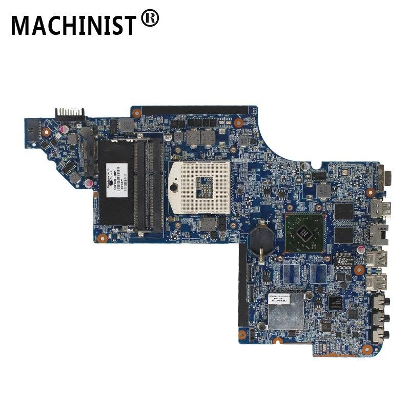 HP Pavilion DV6 DV6T DV6-6000 Motherboard 659149-001 HM65 HD6490M//1GB DDR3 S989