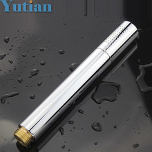 HOTAAN 2017 Newly Free Shipping Solid Brass Handheld Shower Head Chrome Finished Water Saving Hand Shower Sprayer YT-5107(China)