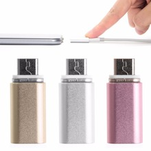 Magnetic Micro USB Adapter Charger Converter For  Samsung Galaxy S6/Edge/Huawei Android Phones Tablets