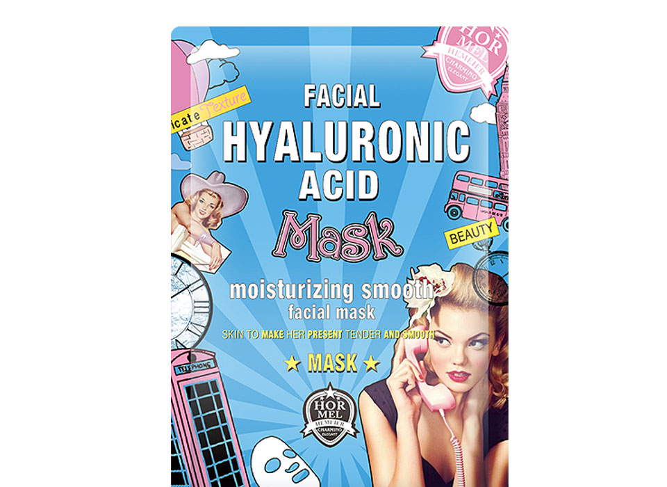 HEMEIEL 3PCS Hyaluronic Acid Face Mask Moisturizing Collagen Korean Mask Sheet Acne Treatment Mask Facial Skin Care Cosmetics 2