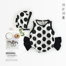 In Stock! Baby Fashion Clothing Sets, Girls hats + fish bodysuits 2pcs clothes toddler infant wear a38