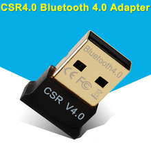 CSR8510 Bluetooth 4.0 Dongle CSR 4.0 Adapter Mini USB Bluetooth Adapter Transmitter for Windows XP/Vista/7/8/10