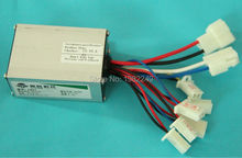 24V 250W motor brushed speed controller for electric scooter mini bike(China)