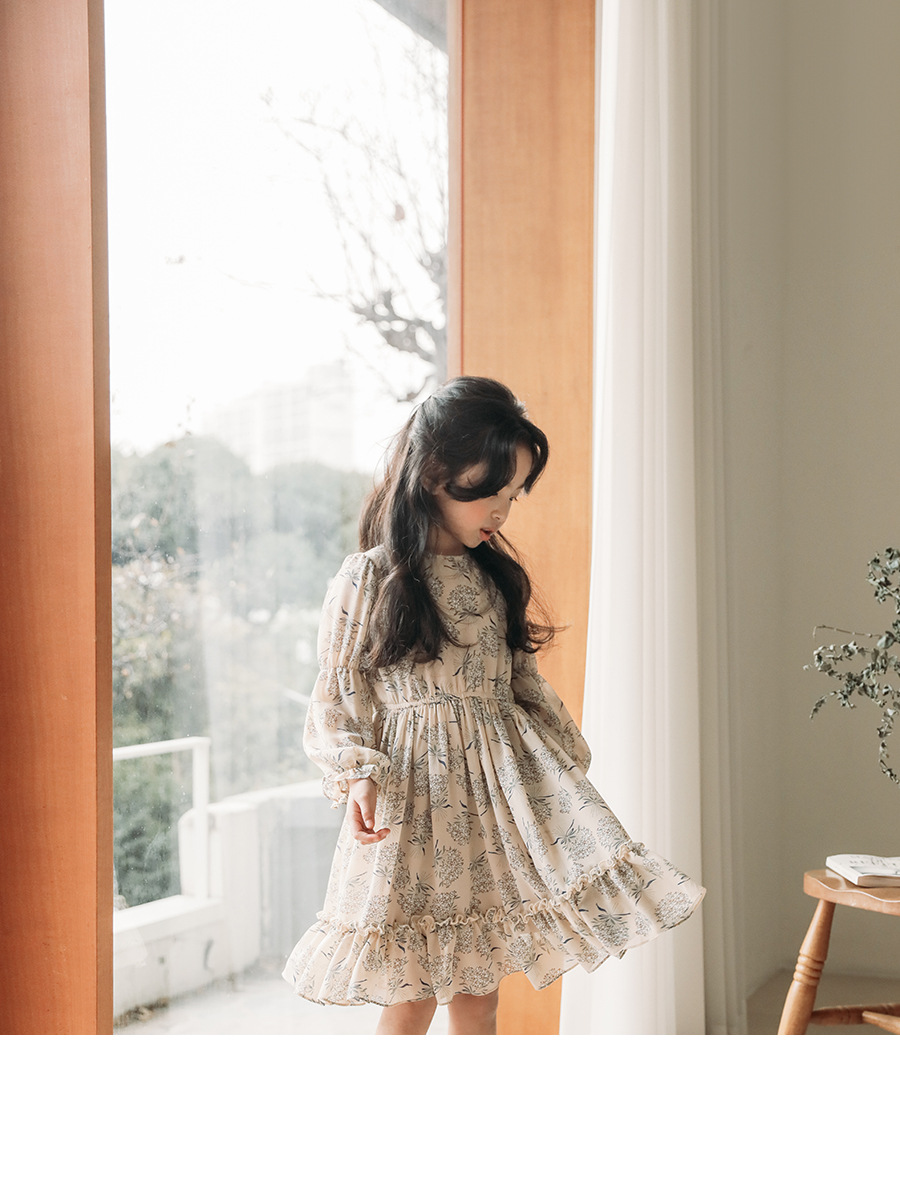 chiffon floral pattern dresses for girls of 12 10 11 14 2 4 6 years old High Quality children dresses 8 year long sleeve clothes 5 7 9 13 15 16 Years little teenage girls spring dresses for girls children girl spring dress (11)