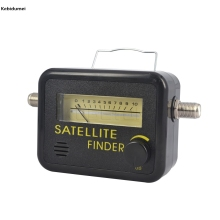 2016 New Digital Satellite Finder Meter FTA LNB DIRECTV Signal Pointer SATV Satellite TV Receiver Tool for SatLink Sat Dish(China)