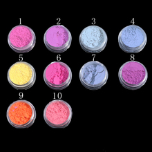 1g Sunlight Sensitive Powder UV Light Photochromic Pigment Dust Color Changing Nail Glitters