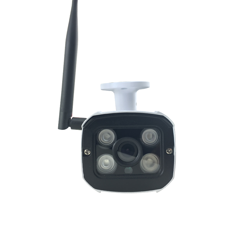 Audio HD 1080P wireless wifi waterproof outdoor night vision 2.0MP p2p network IP security cameras onvif<br>