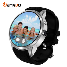 Lemado X200  Bluetooth Smart Watch ROM 8GB + RAM 1GB Smart Relogio Phone 3G GPS Wifi Google Smartwatch For Android IOS Phone