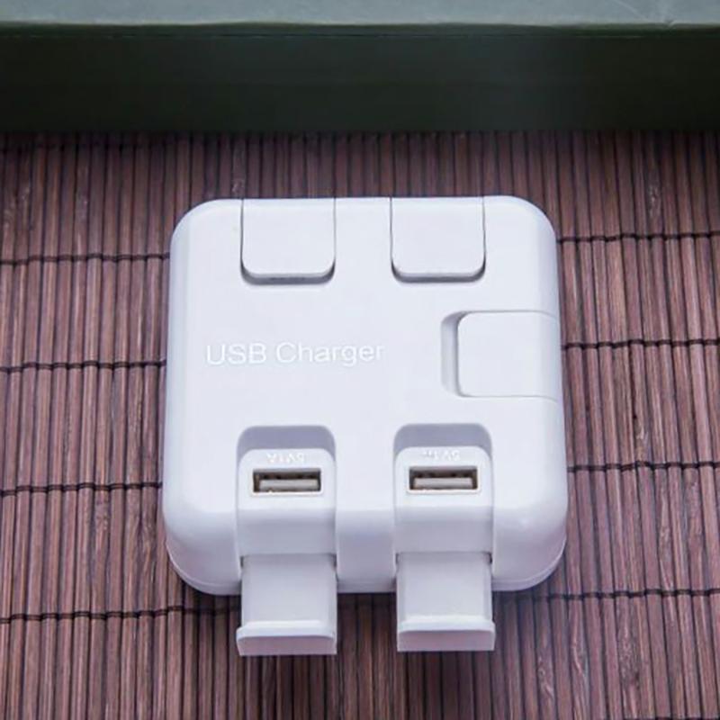 USB Charger Station Cell Phones Stand Charger HUB EU Plug 5 Ports USB Input Voltage 220V Output Voltage 5V 1A (2)