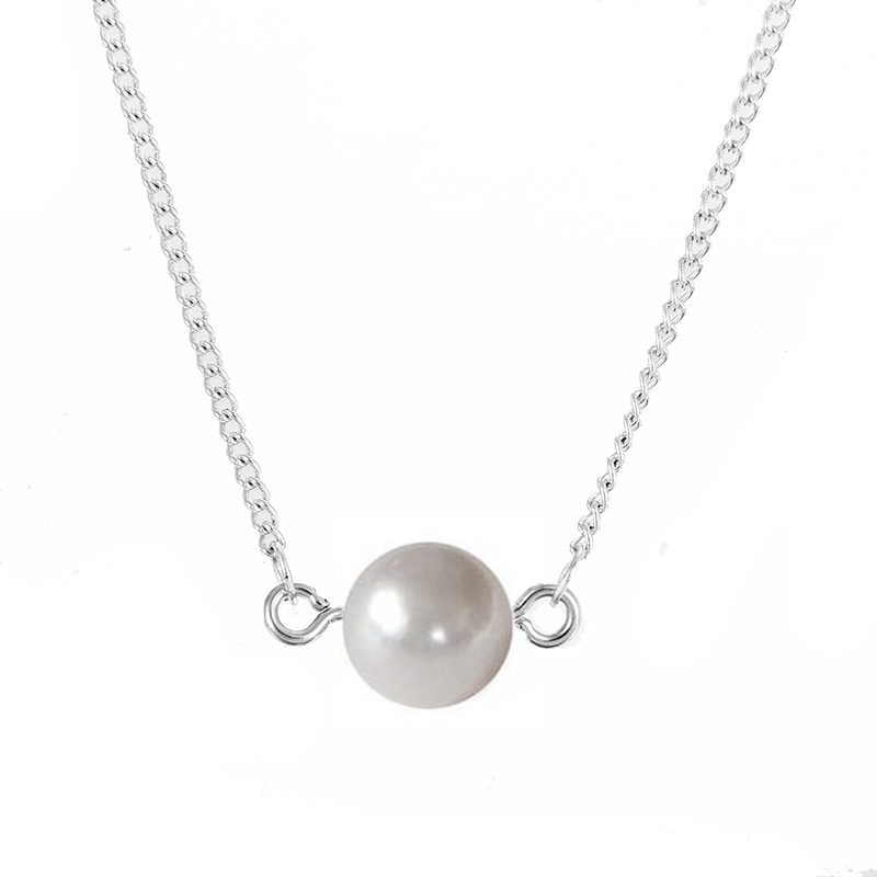 HTB1RkB RVXXXXajaXXXq6xXFXXX6 - New Arrived Fashion Jewelry Pearls of Love Simulated Pearl Necklace For Women