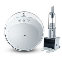 Haier Intelligent Sweep Floor Robot Vacuum Cleaners Home Fully Automatic Scrubbing Mopping Machine Vacuum Cleaner Free Shipping(China)