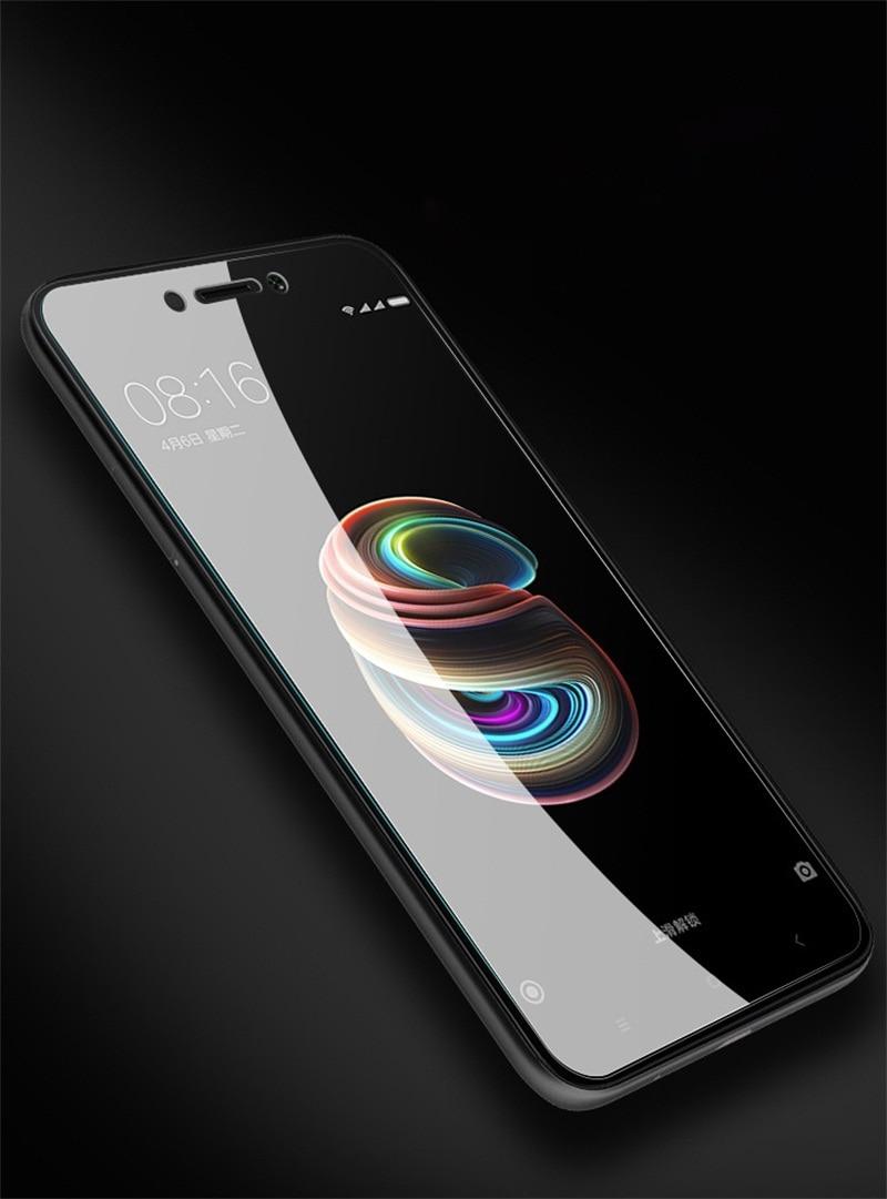 5. Tempered Glass for Xiaomi Redmi 5 5A 5Plus