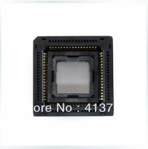 Original IC120-0684-304 tests block burning PLCC68 programming, adapters<br>