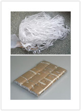 Super Paper Spider Silk White (1pack=15set) Throw Streamers 24 strands,Magic Trick,Stage Magic Trick,Fun,Accessory