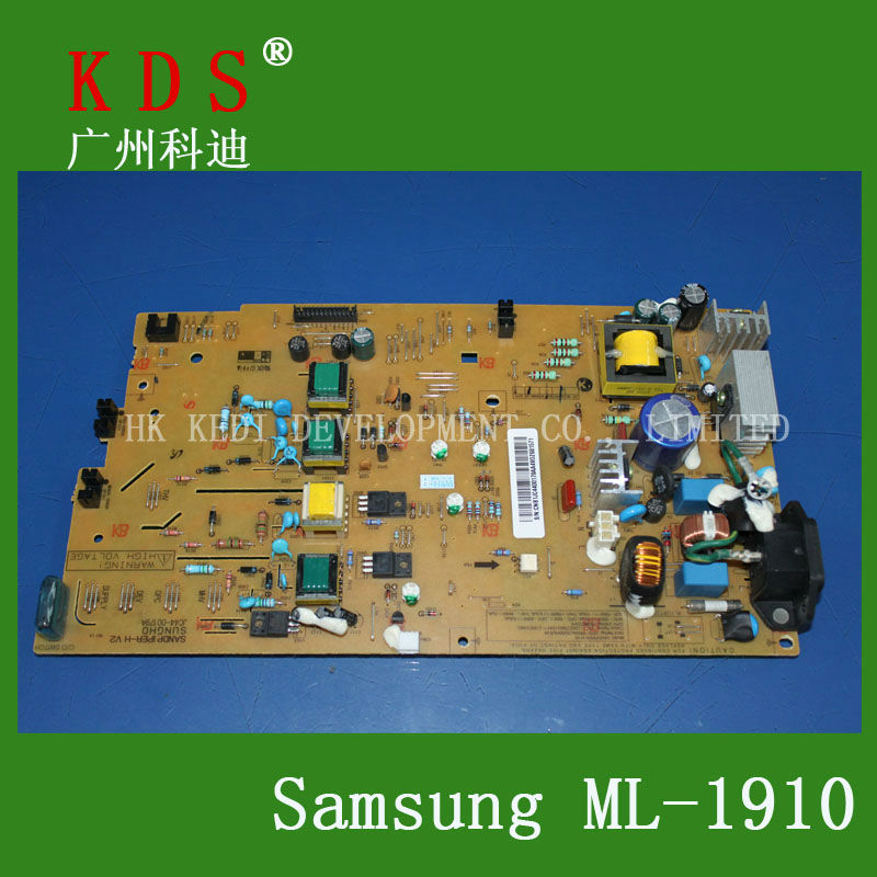 100% Tested LaserJet Printer Spare Parts Power Board JC44-00179A 220V for Samusng ML1910 ML1915 for Dell 1130 Power Supply Board<br><br>Aliexpress