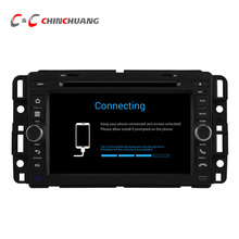 Latest 8 Octa-Core Android 6.0.1 Car DVD GPS for GMC Yukon Sierra Chevrolet Tahoe Express with Radio BT Wifi DVR Mirror link