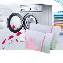 3PCS/set Laundry Bags Bra Underwear Baskets Mesh Bag Laundry Washing Care Pouch Household Cleaning Kits