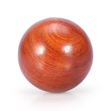 1Pc Wooden Stress Ball Hand Massage Relaxation Baoding Ball Chinese Traditional Health Excercise Therapy Massager