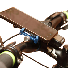 Gub G86 Bike Phone Fixed rack Stand Aluminum Bicycle MotorcyclHandlebar Mount Holder For iPhone Samsung Cycling Accessories G-86(China)