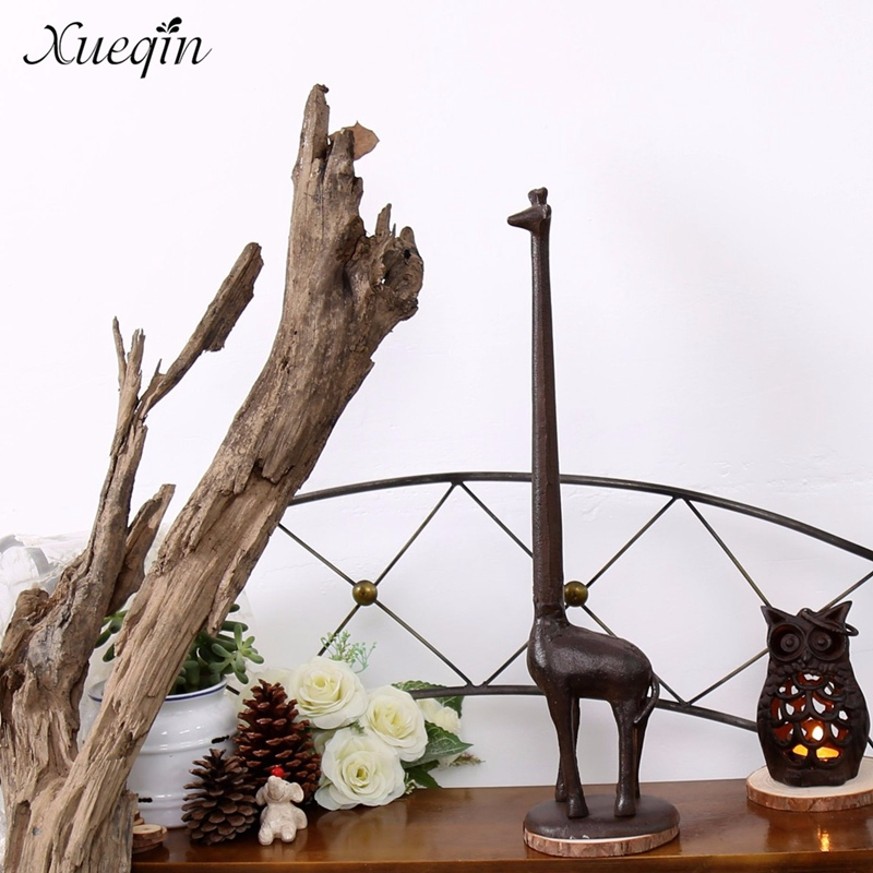 Xueqin Free Shipping Giraffe Shape Bathroom Toilet Paper Roll Towel Dispenser Stand Home Bathroom Metal Storage Holder Crafts<br><br>Aliexpress