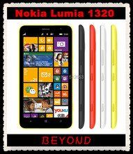Nokia Lumia 1320 Original Unlocked GSM 3G&4G Windows Mobile Phone 8 6.0'' 5MP WIFI GPS 8GB Dropshipping(China)