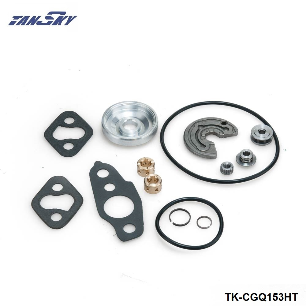 Professional Turbo Rebuild Repair Service Kit Turbocharger w/ Water & Oil Fees Gasket For Toyota CT9 TK-CGQ153HT