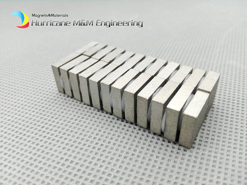 1 pack SmCo Magnet Block 10x10x3 mm 0.39 Grade YX20 250 Degree C Operating Temperaature Permanent Magnets Rare Earth Magnets<br>